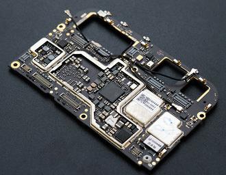 底部填充膠應用在手機芯片組