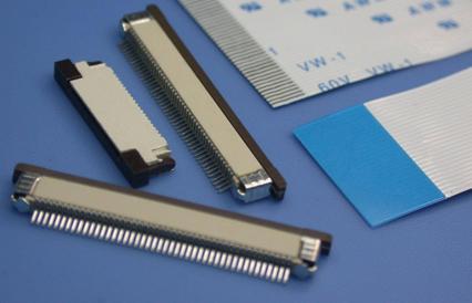 UV胶水应用与FPC补强 连接器 接插件