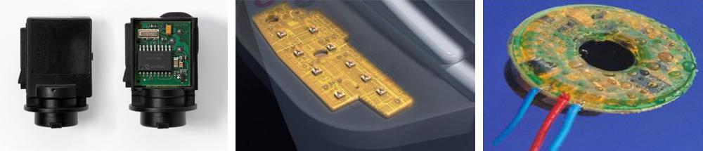 高粘接性低压注塑热熔胶应用案例图片