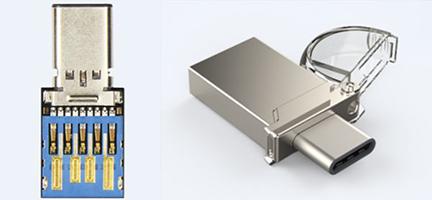 USB Type-c接口(U盘接口)
