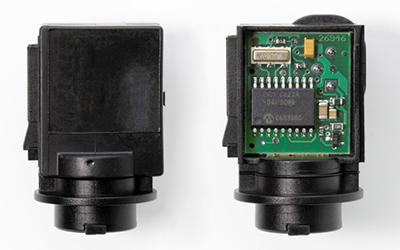 空气质量传感器低压注塑成型