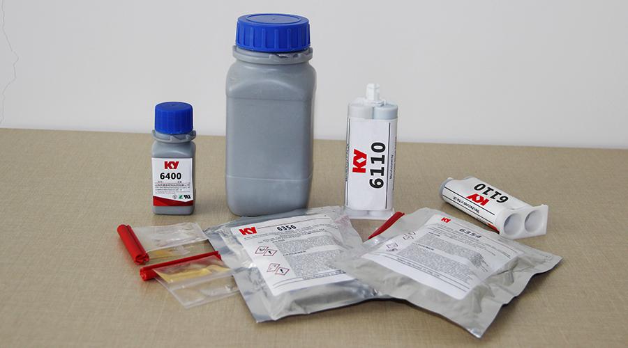 环氧胶图片