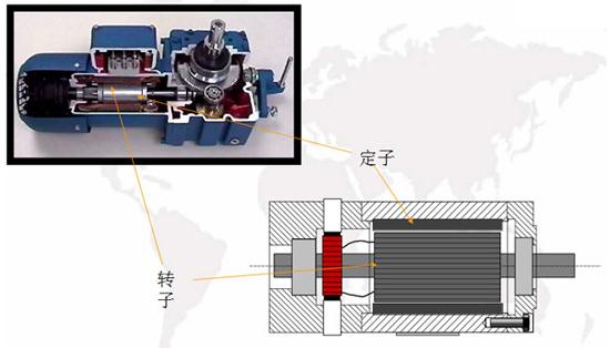 微型电机图片