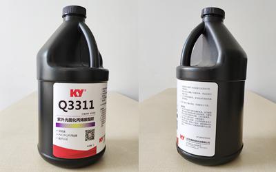 Q3311医用UV胶水图片