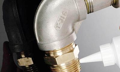2567管路螺纹密封厌氧胶应用案例图片