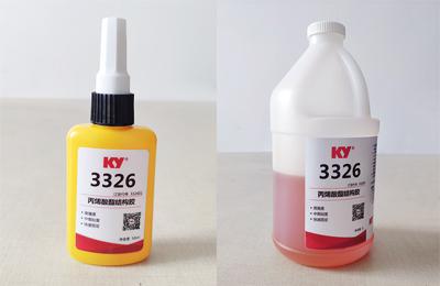 3326 丙烯酸酯结构胶图片