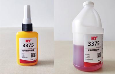 3375丙烯酸酯结构胶图片