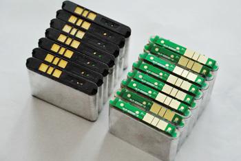移动电池封装低压注塑成型