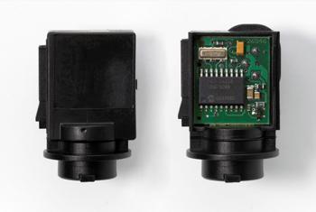 汽车空气质量传感器低压注塑成型