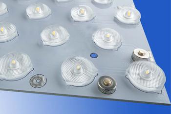 LED透镜粘铝基板用UV胶水